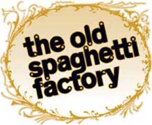 Logo The Old Spaghetti Factory